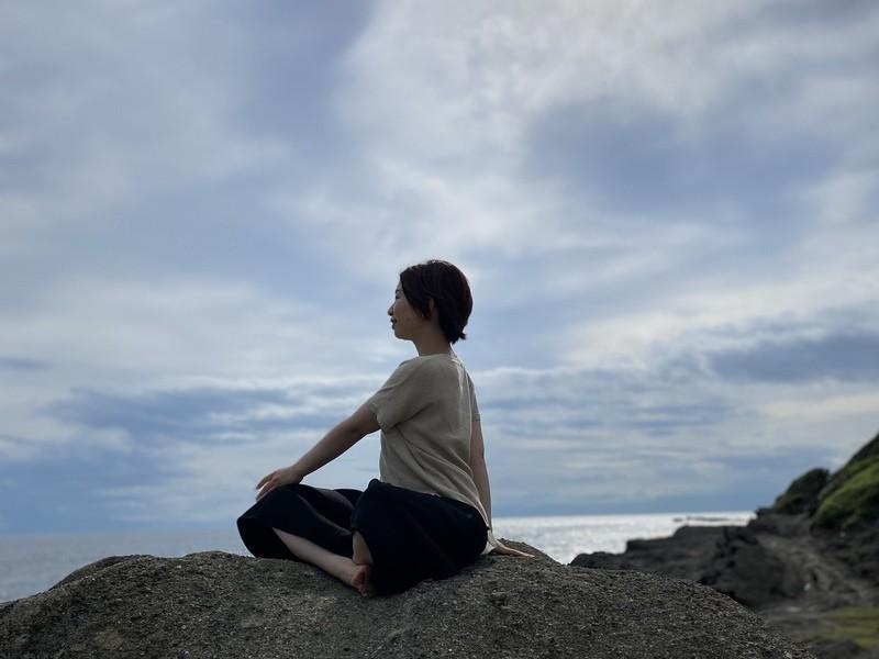【オンライン】安眠効果♪ がんばらない ゆるヨガ(30分)の画像