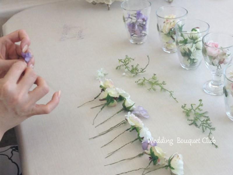 『花冠』の作り方講座の画像