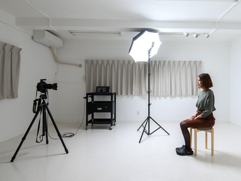 【オフカメラストロボ】初めてのポートレート1灯ライティング!の画像