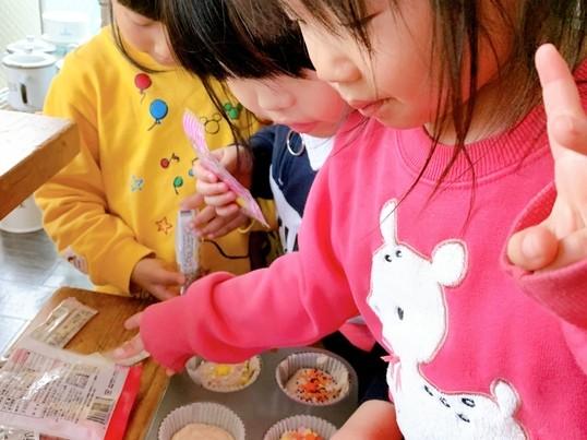 EQ♡こどもクッキング♡パン&菓子&お料理楽学講座♡ 消毒液土産付の画像