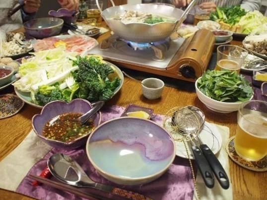 チムチュム(タイで人気のハーブたっぷり鍋料理)のレッスンです!の画像