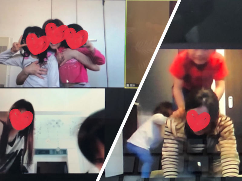 【オンライン講座】1月2月限定!!子供と一緒にカラダであそぼの画像