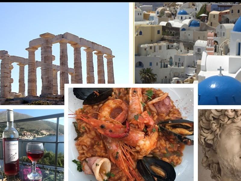 大統領・首相付き通訳経験ありプロ講師が教えるギリシャ語マンツーマンの画像
