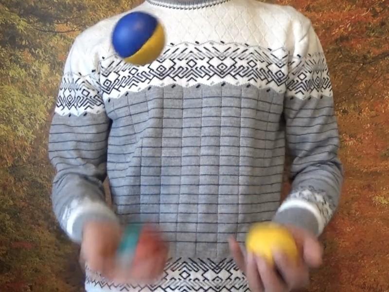 【オンライン開催】自宅の運動不足をジャグリングで解消しよう!の画像