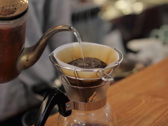 誰でも簡単に美味しいコーヒーを淹れられる、ハンドドリップ講座の画像
