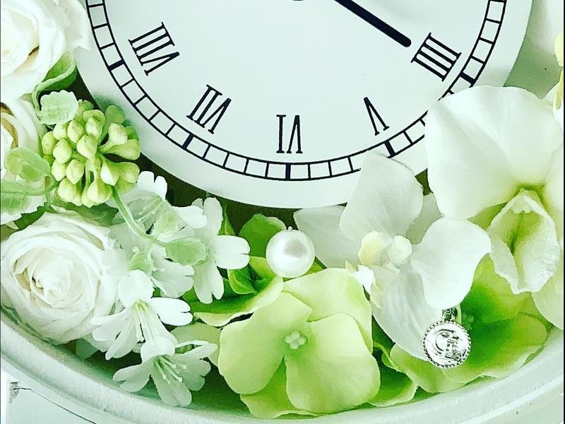 【オンライン講座】母の日に美しい『花時計』をプレゼント🌸の画像