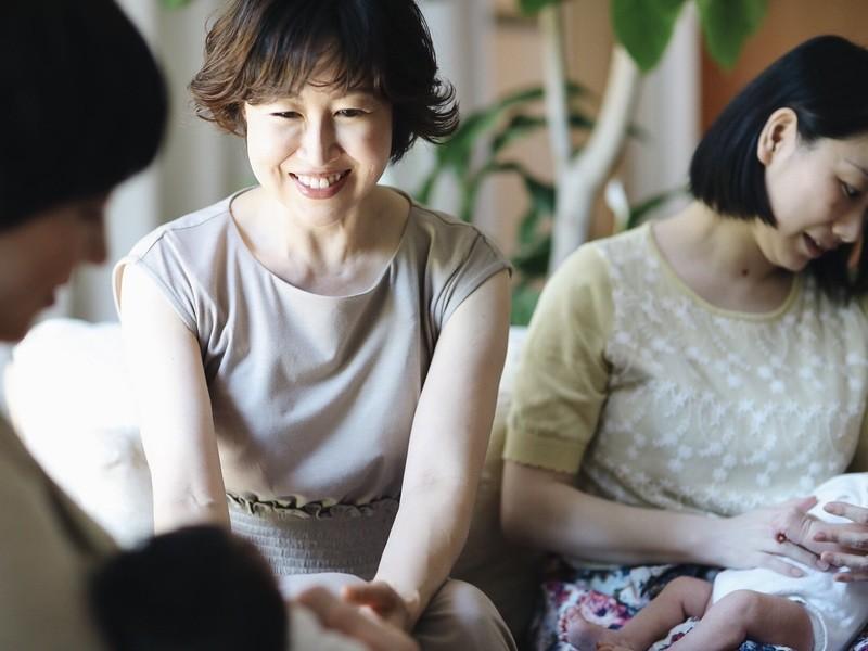 「穏やかなお産」を実現するアメリカ発の母親学級をズームで受けよう!の画像