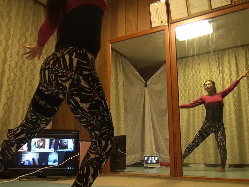 キッズダンス ジャズ 初級の画像
