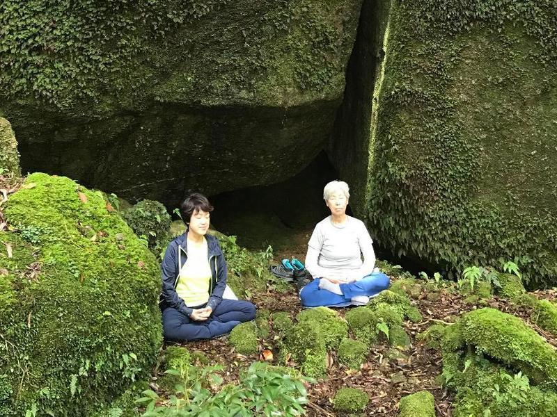初めての人もウエルカム・誰でもできるシンプル瞑想ヨガの画像