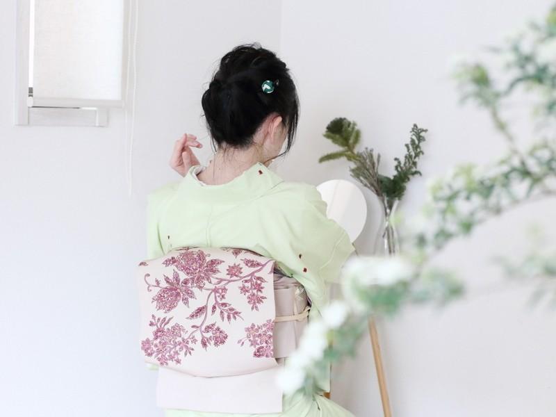 【オンライン】60分500円! 初心者さん向け着物のイロハ勉強会の画像