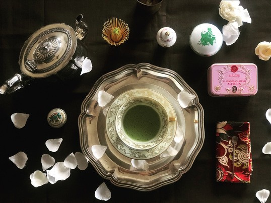 【オンライン講座】テーブル茶道 1DAY体験講座の画像