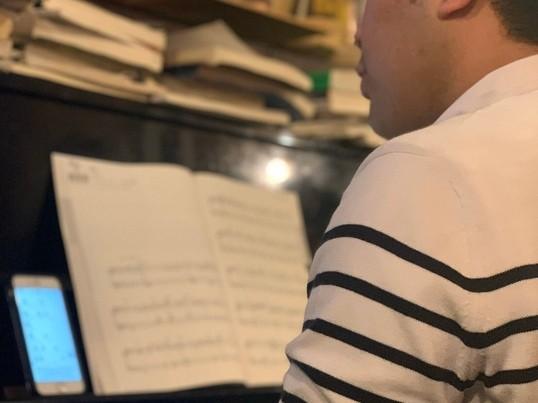 2時間で弾ける!歌い手のためのピアノコード弾き!オンラインレッスンの画像