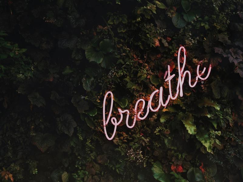 呼吸ストレッチの画像
