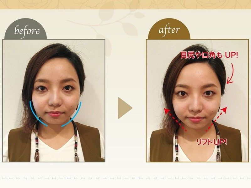 【オンライン】1日5分で小顔に!美容整体師が教える小顔セルフケアの画像