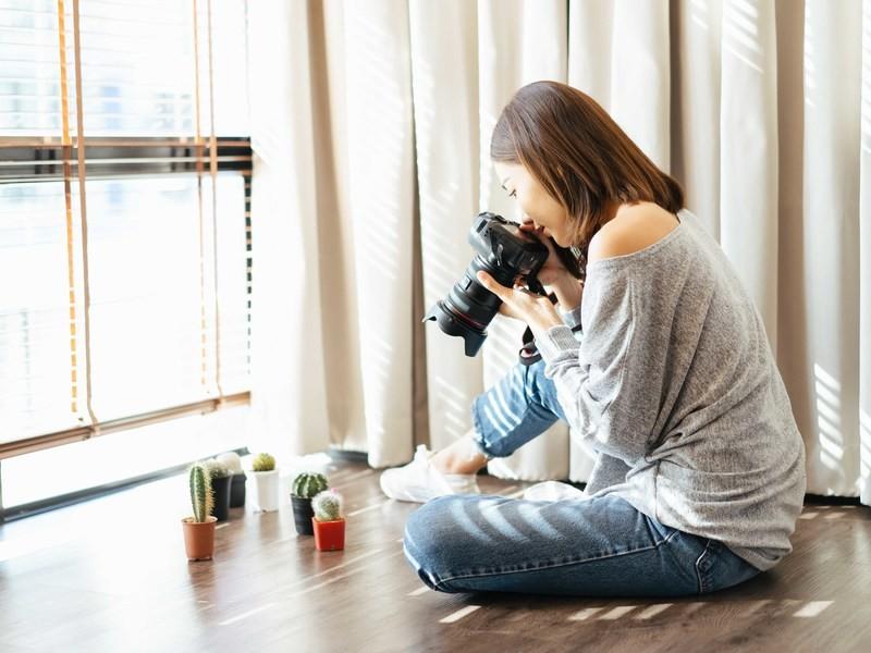 【カメラ初心者大歓迎】かわいいボケフォトを撮って楽しもうの画像