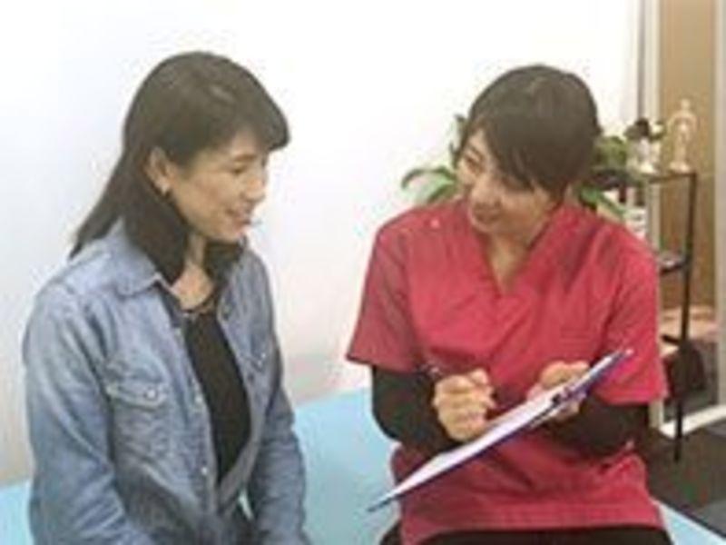 女性特有の痛み専門!自宅セルフケア講座-腰痛編-【オンライン対応】の画像