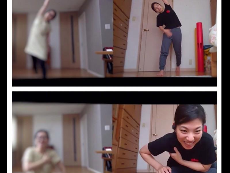 【オンライン】姿勢改善ストレッチ&エクササイズの画像