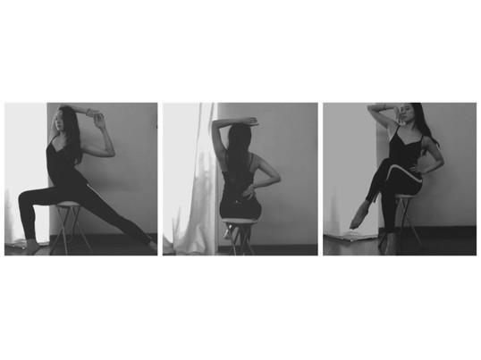 初めてのセクシーダンス〜椅子に座ったままSexy&beauty〜の画像