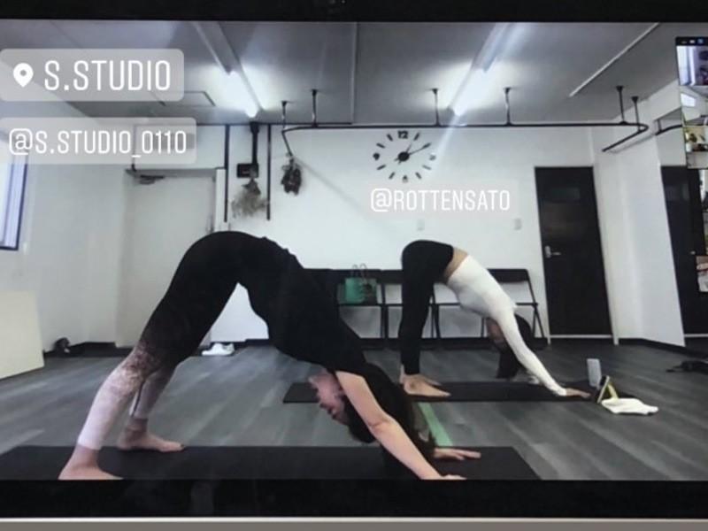現役モデルが教える☆美姿勢ピラティスの画像