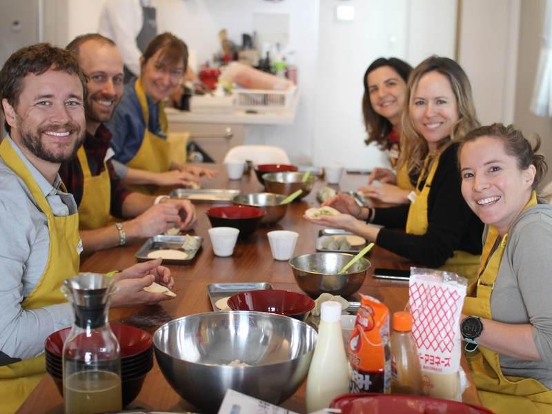 【オンライン】1万5千人の外国人を教えた講師が英語で和食を教えるの画像