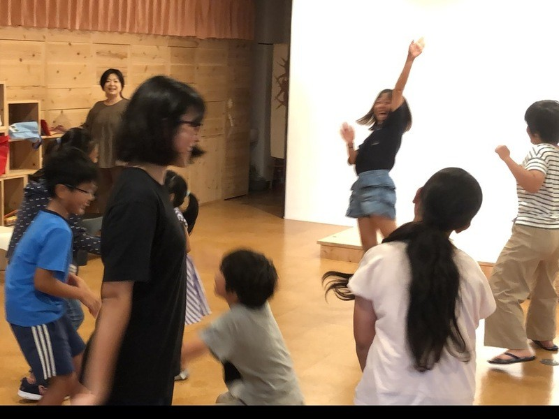 発想力×表現力を磨く☆ジュニアのためのインプロ(即興演劇)レッスンの画像