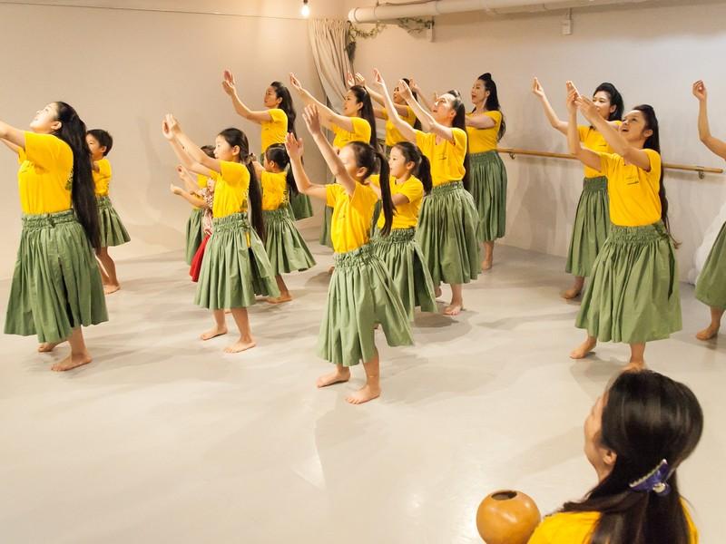 【オンライン】親子でフラダンスの画像