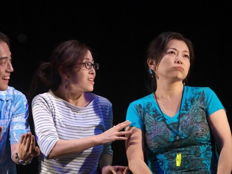 表現者のためのインプロ(即興演劇)ワークショップの画像