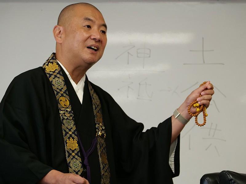 【zoom版】真言宗・仏教講座「仏前勤行〜実践編」の画像
