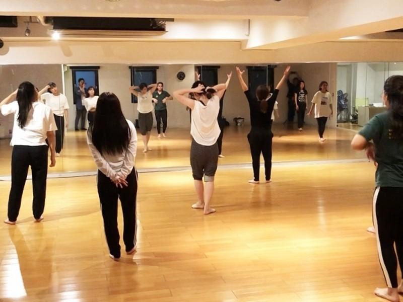 【オンライン】男性限定!初心者向けダンス教室の画像