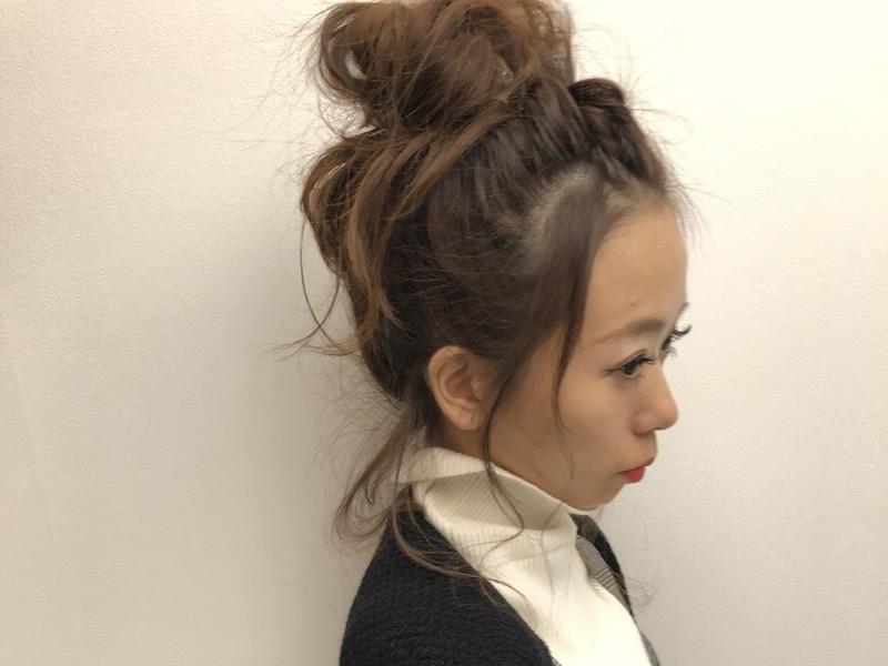 プロの大人気美容師が教える!簡単♪可愛くオシャレなヘアアレンジ講座の画像