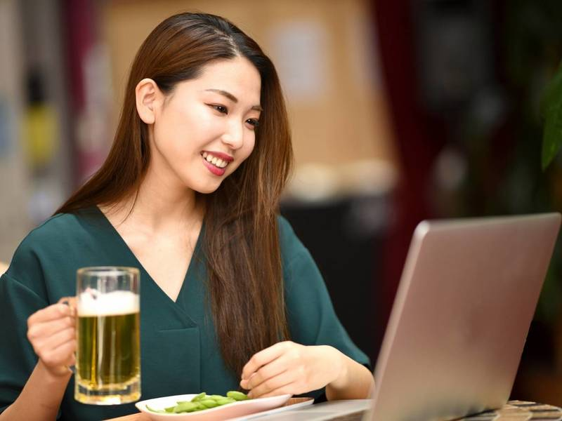 【オンライン】あなたがZOOM飲み会で幹事になるまでの画像