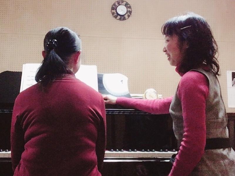 初心者大人専門・オンラインピアノレッスンの画像