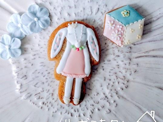 おうちで楽しく、かわいいアイシングクッキーを作りましょう。の画像