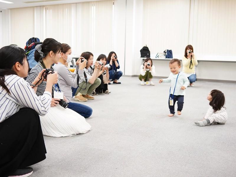 子連れOK!プロ並み子ども写真が撮れる初心者ママのためのレッスンの画像
