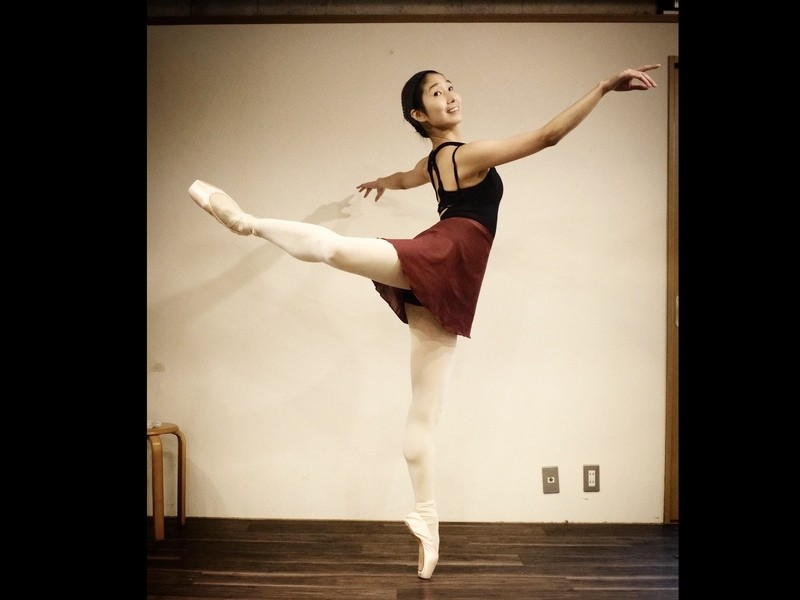 ジュニアのためのおうちでバレエ〜入門・基礎〜の画像