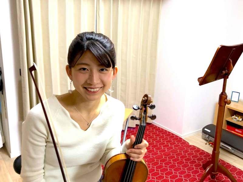 <オンライン体験>バイオリン入門講座の画像