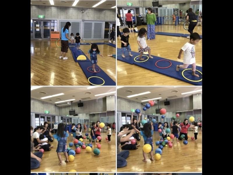 2万人のママに指導した親子体操(ママボディメイクオンラインクラス)の画像