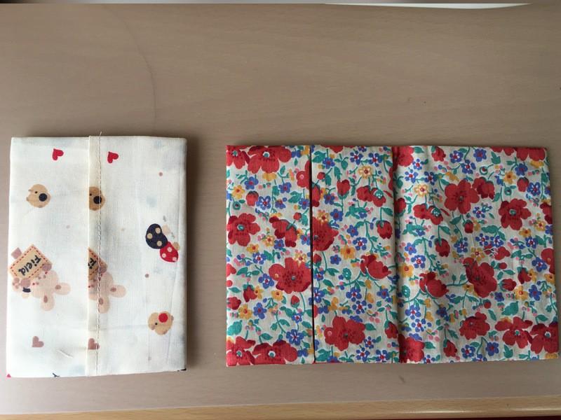 オンライン開催⭐️好きな布でポケットティシュカバーを作ろうの画像