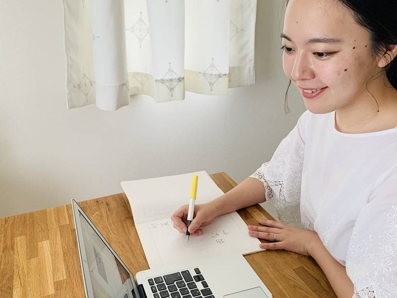 【オンライン】マンツーマン60分ペン字講座 俳句を書いてみようの画像