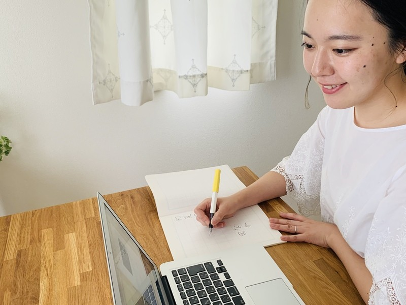 【オンライン】小・中学生限定!マンツーマン30分ペン字講座の画像