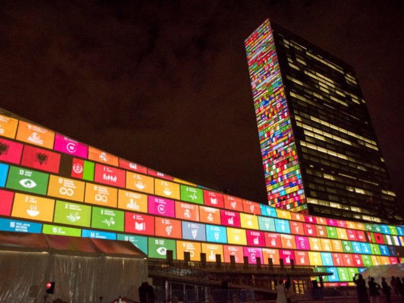 SDGsオンラインセミナーの画像