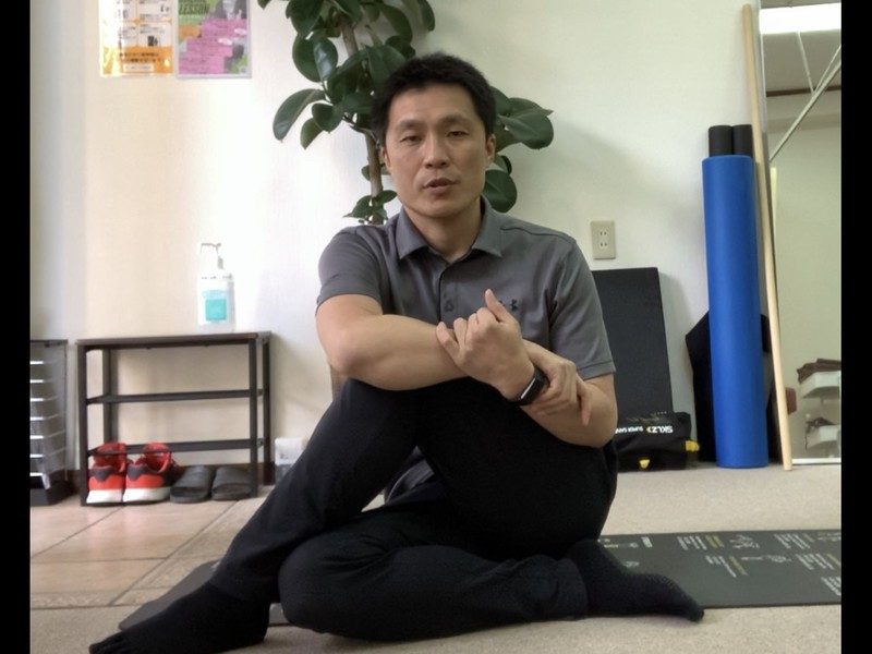 【オンライン】おうちdeリラックスストレッチ~腰痛解消編~の画像