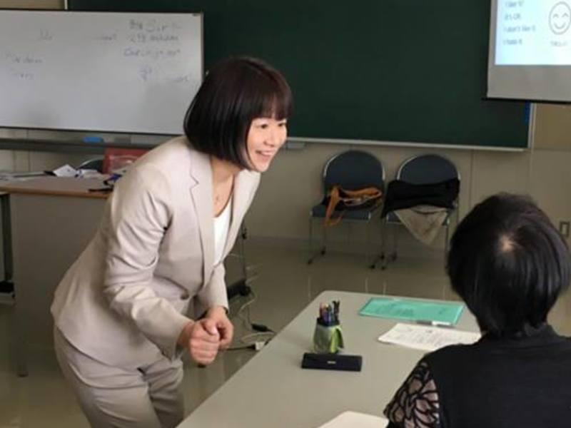 通訳ガイドが伝授【中学英語×雑談力×初心者】英会話が続く!個人講座の画像