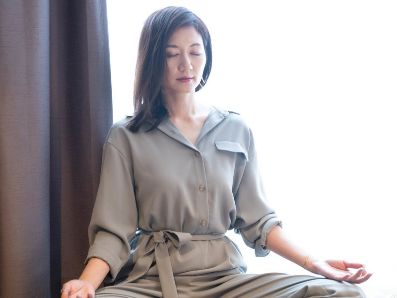 〚NHKあさイチで特集された〛オンラインで繋がる瞑想会の画像