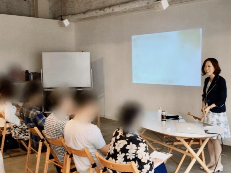 【オンライン】月収7桁を目指す!女性のためのライティング講座!の画像