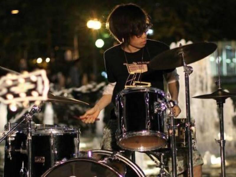 初級者、中級者向けのドラムレッスン!!の画像