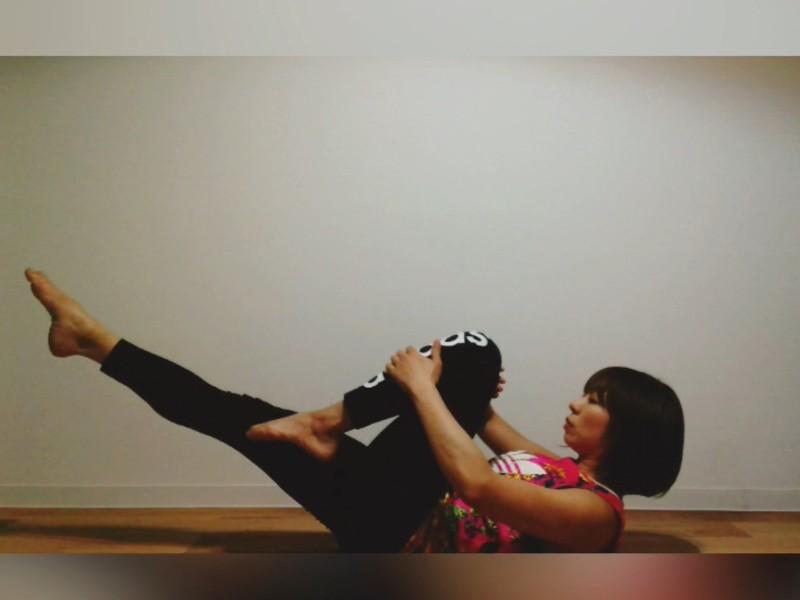 マタニティピラティス/出産準備とストレス発散の画像