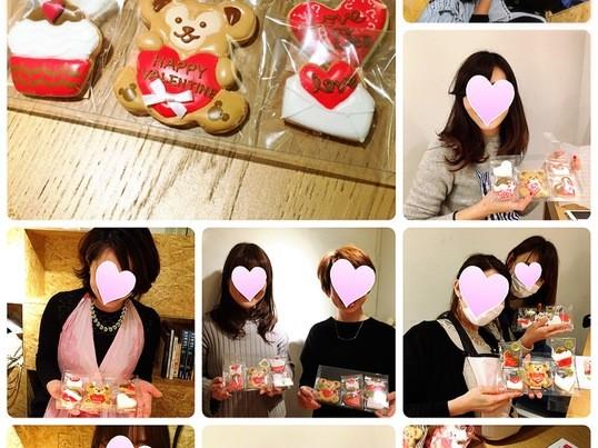 渋谷開催♡ とびっきりの想いをアイシングクッキーで伝えよう♡の画像