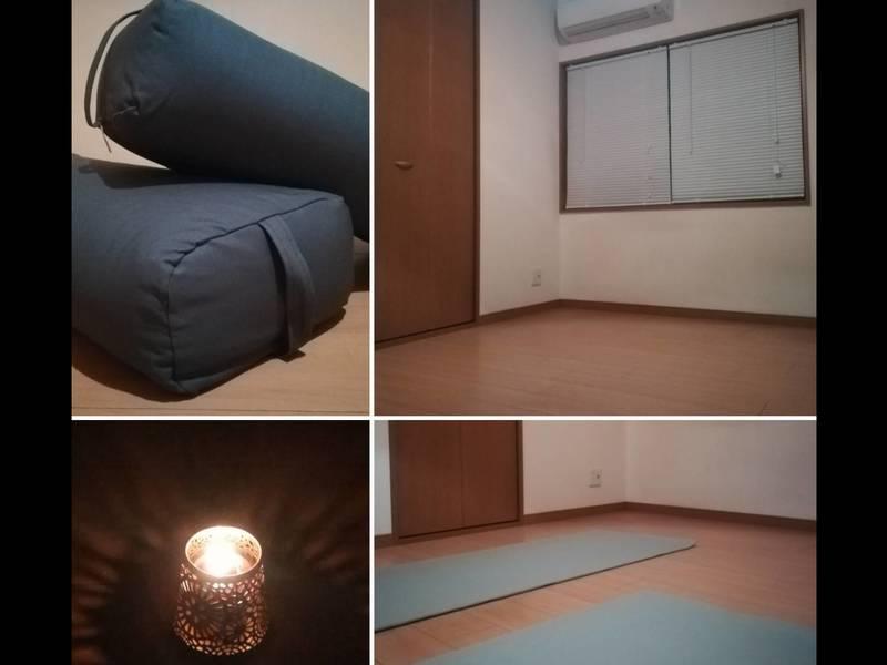 ゆったり夜ヨガ☽:心と身体をほぐす&ゆるめるナイトヨガ30分の画像
