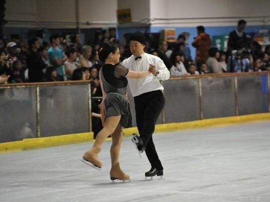 フィギュアスケートテレビ観戦だけでなく自分も楽しく滑ってみようの画像